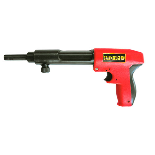 Powder actuated tool gb-100