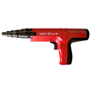 Powder actuated tool gb-350