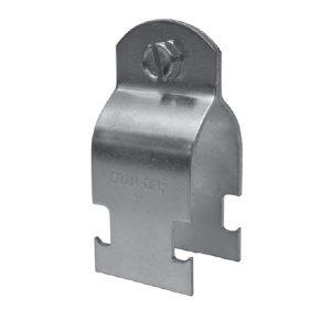 U-channel strut clamp